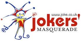 Primary Sponsor – Jokers' Masquerade