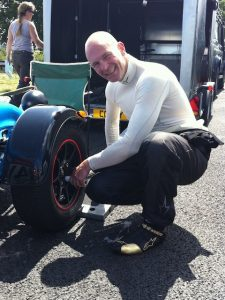 Mark Cox Changing Wheels