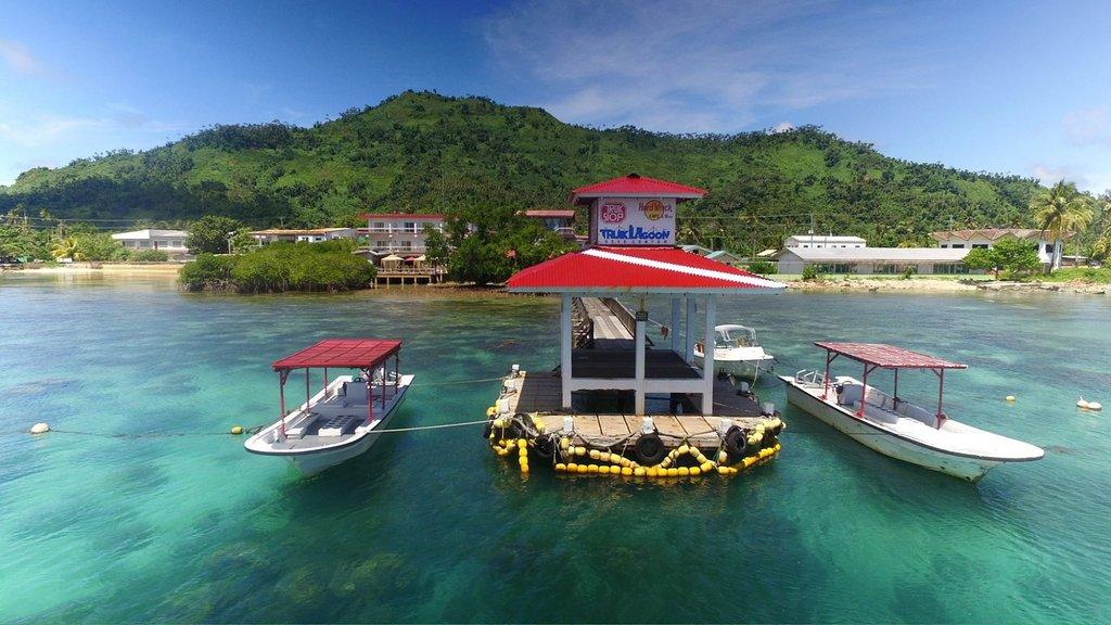 Truk Lagoon Dive Center